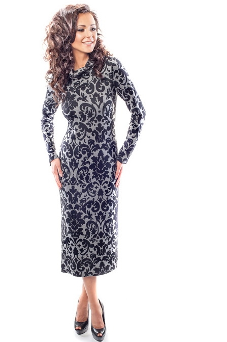 Макси платье купить в москве недорого