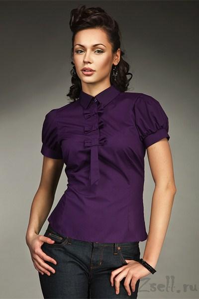 Современные блузки