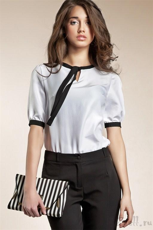 234bf73e198 белая блуза с рукавами фонариками купить стильную блузу