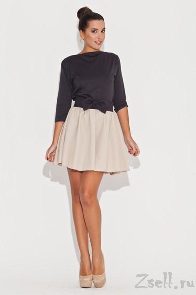 Блузки с юбкой тюльпан