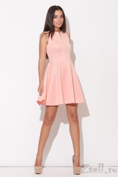 Где купить платье розовое