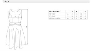 Бежевое платье с вышивкой - фото 10321