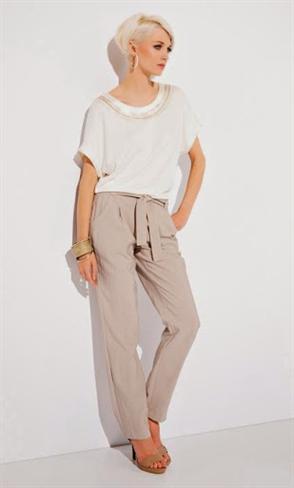 Стильная блуза - фото 10511