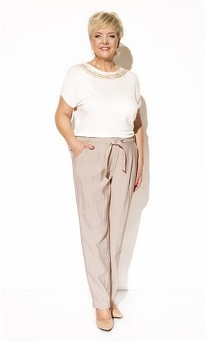 Стильная блуза - фото 10513