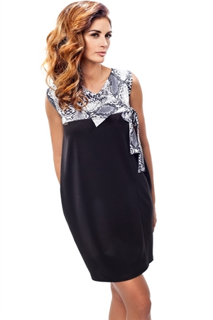 Красивое платье балон - фото 10552
