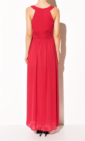 Платье на вечер красное - фото 10563
