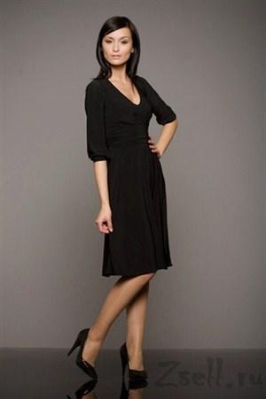 Повседневное и элегантное платье - фото 1