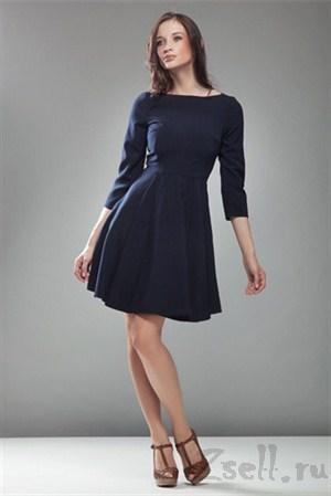 Стильное платье в стиле 30 годов - фото 21