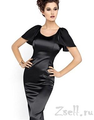 Изумительное платье приталенного покроя - фото 45
