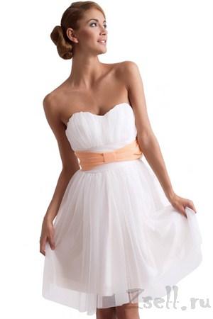 Платье в стиле ампир - фото 95