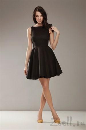 Романтичное платье  А силуэта - фото 115