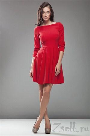 Стильное платье в стиле 30 годов - фото 176
