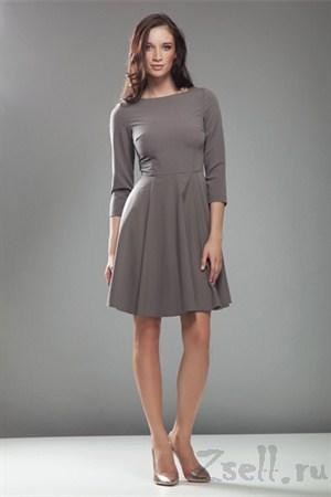 Стильное платье в стиле 30 годов - фото 177