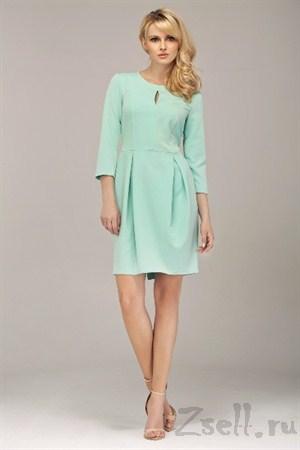 cd313518c90 Повседневное розовое платье-тюльпан заказать в Москве Alore