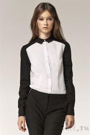 Стильная рубашка - фото 2810