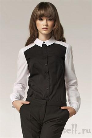 Стильная рубашка - фото 2812