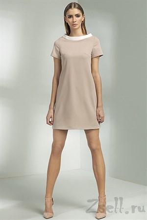Великолепное мини платье - фото 3330