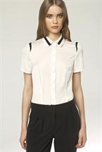 Изумительная белая рубашка