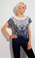 Блузка с орнаментом