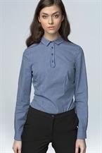 Рубашка поло с длинным рукавом Nife