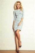 Коктейльное платье облегающего фасона