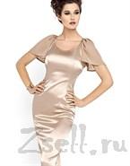 Изумительное платье приталенного покроя