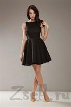 Романтичное платье  А силуэта