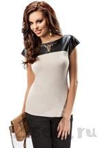Нарядная стильная блузка