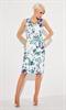 Нежное платье с цветочным принтом - фото 10322