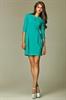 Платье тюльпан на каждый день,лазурь - фото 10612