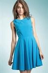 Повседневное платье А силуэта - фото 124