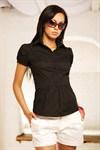 Рубашка поло приталенная - фото 260